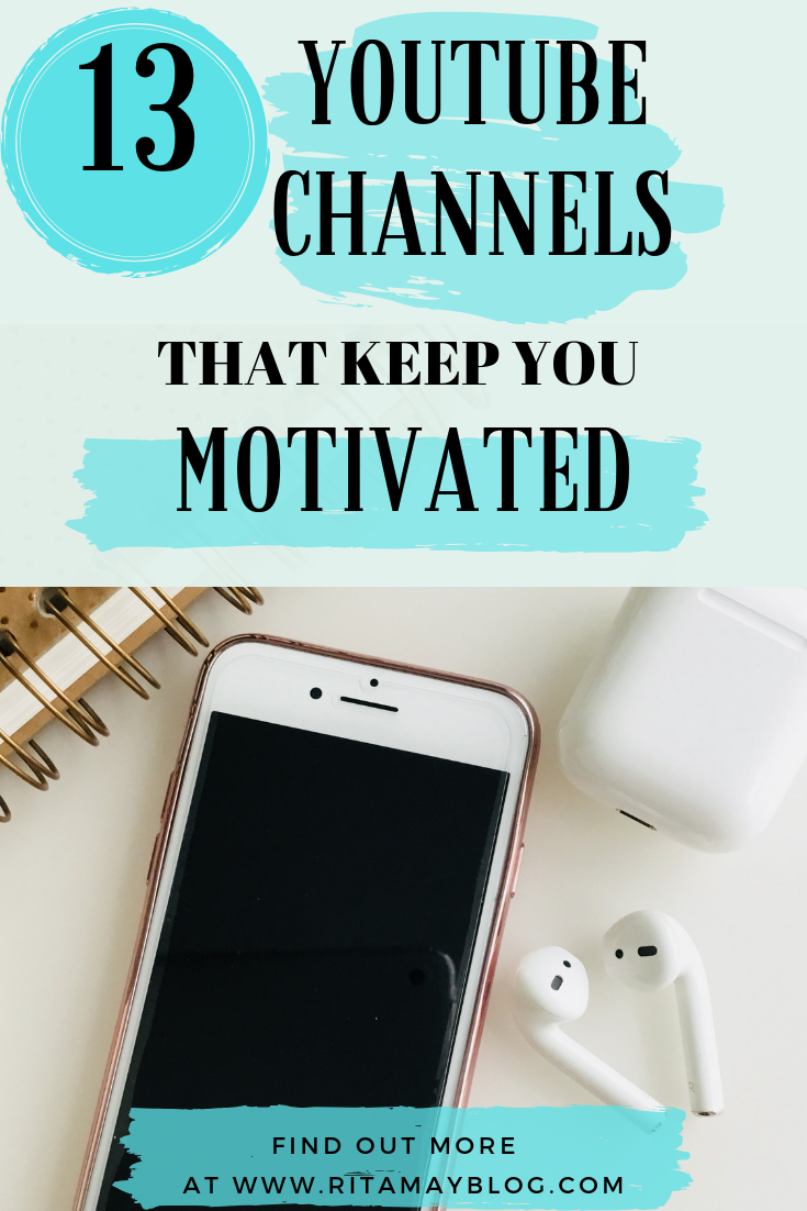 13 Motivational YouTube Channels You Need In Your Life