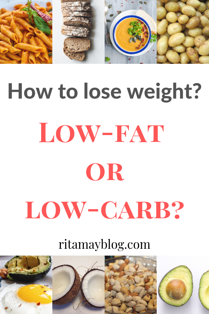 How to lose weight? Low-fat or low-carb? - With Ease